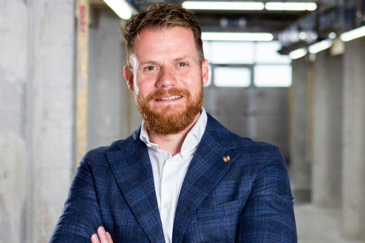 Erwin Brouwer, nieuwe voorzitter landelijke Studieclub Schilders (SCS)