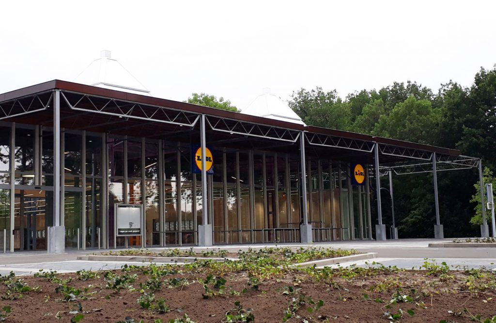 Oplevering Lidl Karregat Eindhoven © Dusol Vastgoedonderhoud
