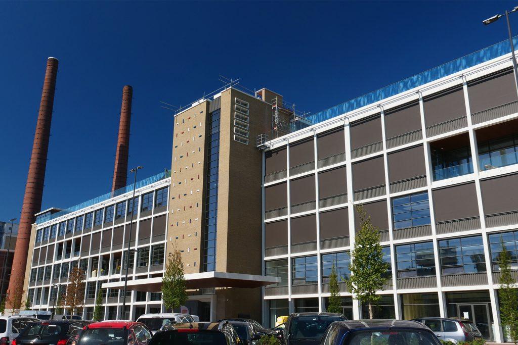 Gebouw TQ (Strijp-T Eindhoven)