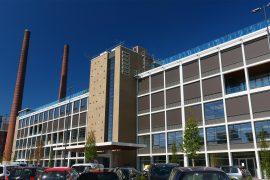 TQ Gebouw Strijp-T Eindhoven