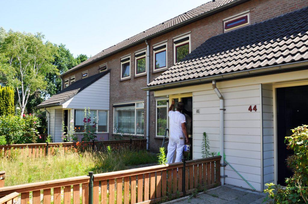89 woningen voor Woonbedrijf in Eindhoven © Dusol VGO
