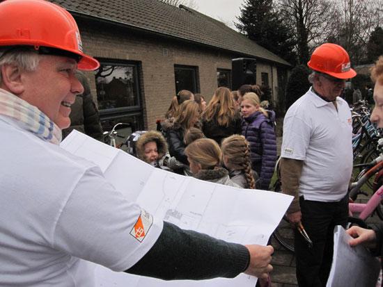 Verbouwing Jorisschool in Helmond (Mierlo-Hout)