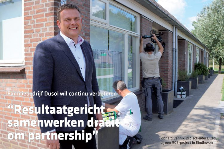 Resultaatgericht samenwerken draait om partnership