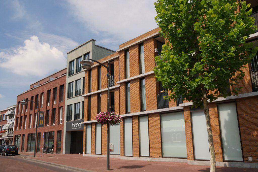 Bedrijvencentrum Helmond - BRON - Schilderwerk Dusol Vastgoedonderhoud