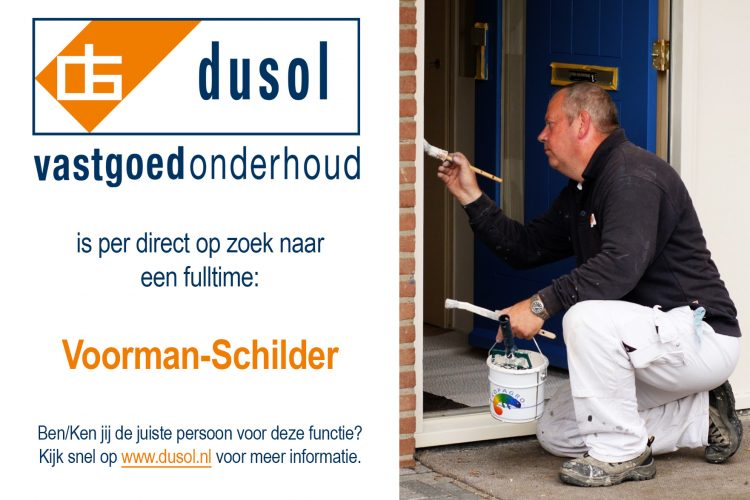 Wervingscampagne Dusol