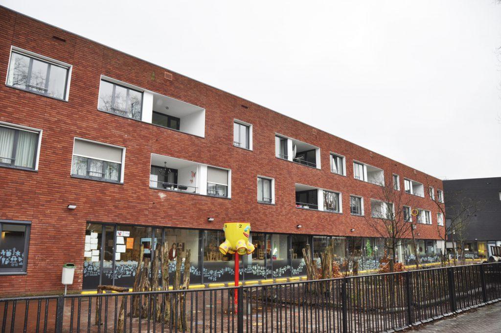 Josef Israëlslaan Eindhoven - Schilderwerk Woonbedrijf © Dusol VGO