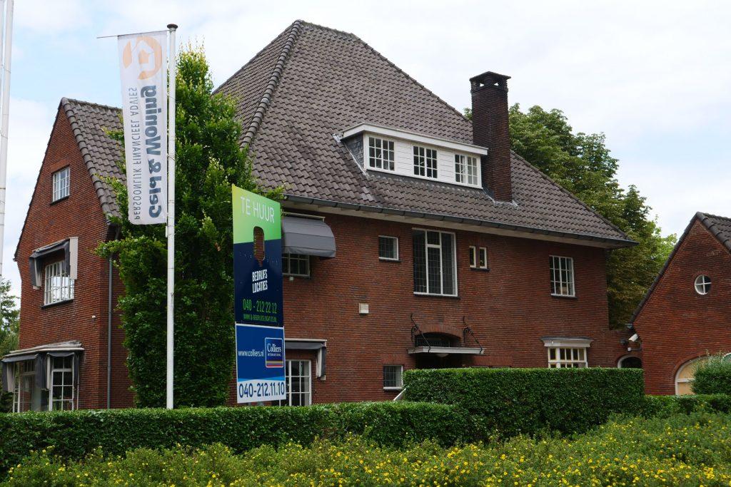 Verbouwing kantoren Parklaan Eindhoven © Dusol Vastgoedonderhoud