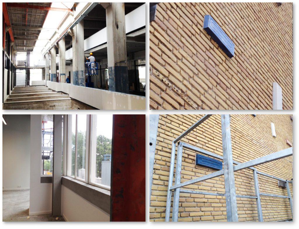 Update augustus 2017 TR Gebouw Eindhoven © Dusol Vastgoedonderhoud