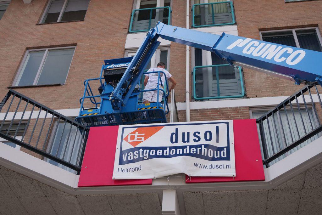 Planmatig onderhoud appartementen Kasteel Traverse Helmond - Dusol Vastgoedonderhoud