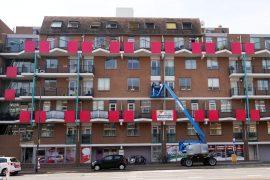 Onderhoud appartementen Kasteel Traverse