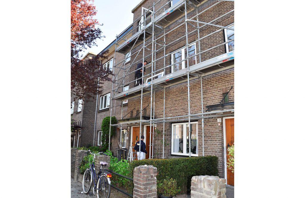 Onderhoud monumentaal pand Eindhoven © Dusol Vastgoedonderhoud
