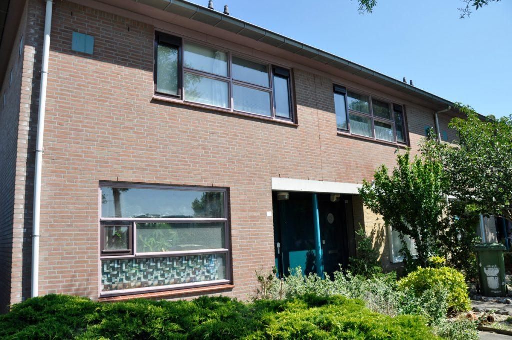 Schilderwerk 20 woningen woonbedrijf Geldrop © Dusol VGO